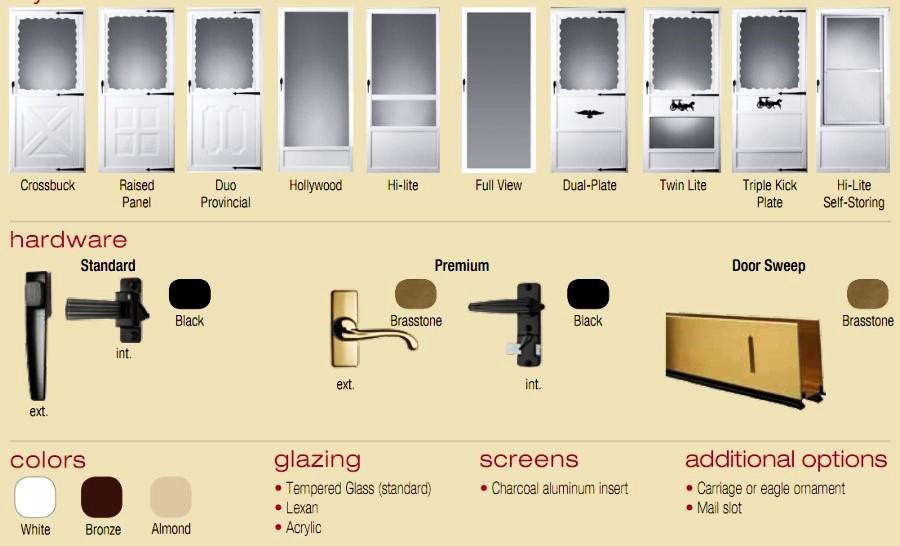 Storm Doors  sc 1 st  Replacement Windows \u0026 Doors Boston & Storm Doors - Window Choices